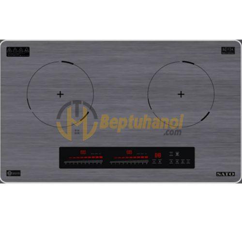 Bếp Điện Từ Sato IH612 Plus