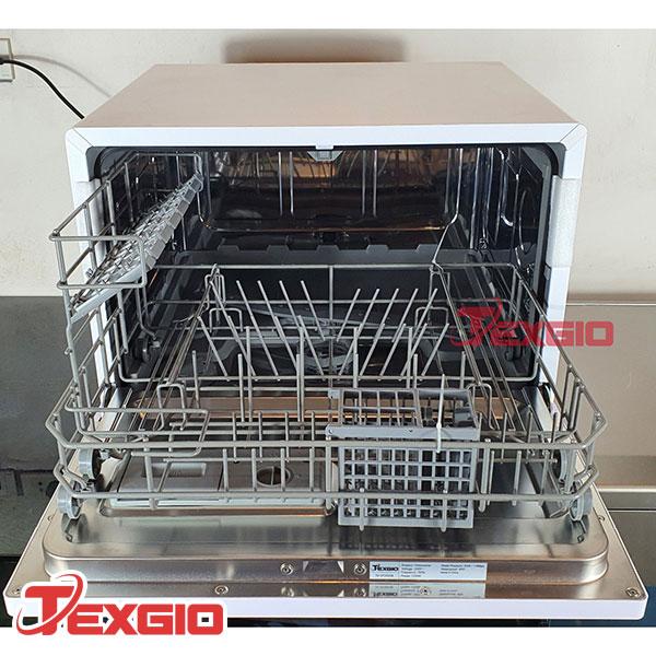 Máy rửa bát TEXGIO TG-DT2022B