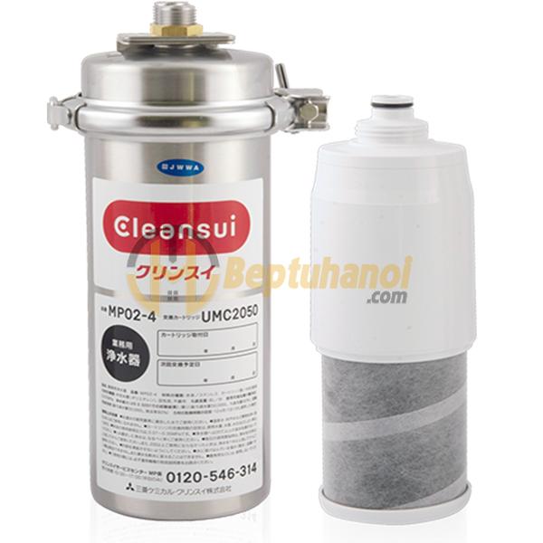 Máy bị lọc nước thương mại Cleansui MP02-4