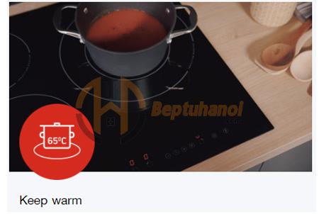 Chức năng giữ ấm bếp từ fagor_beptuhanoi.com