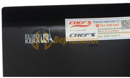 Bếp Từ Đôi CHEFS EH-DIH2000A