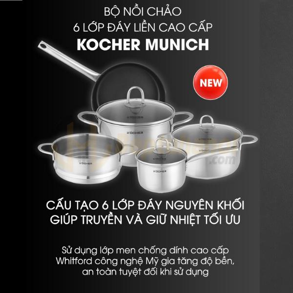 Bo Noi Bep Tu Kocher Munich Bep Tu Ha Noi (2)