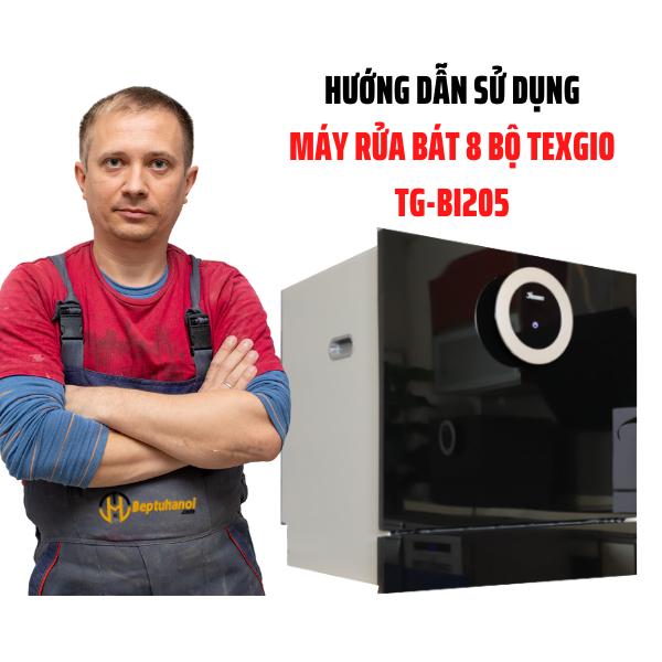 Huong Dan Su Dung May Rua Bat Texgio Tg Bi205 (2)