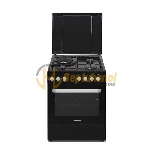 Lò Nướng Kết Hợp Bếp 3 Ga 1 Điện ROSIERES RME600CMB/E