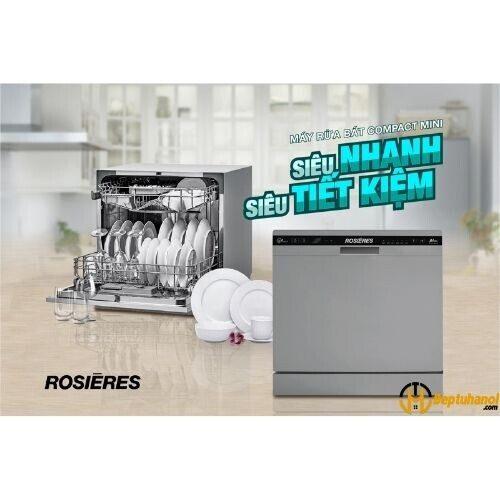 Máy Rửa Bát Rosieres Rdcp 8s 04 Beptuhanoi.com