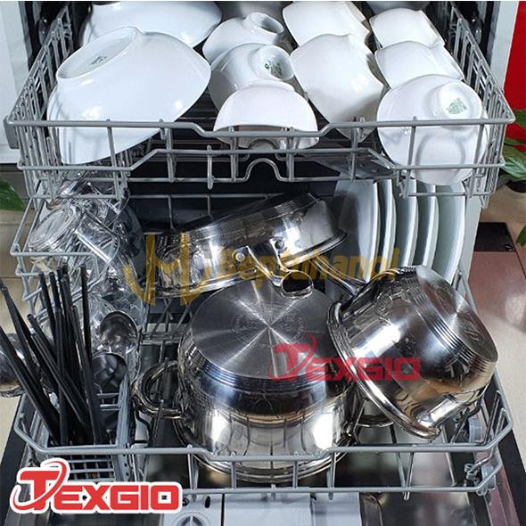 máy rửa chén bát TEXGIO TG-BI205